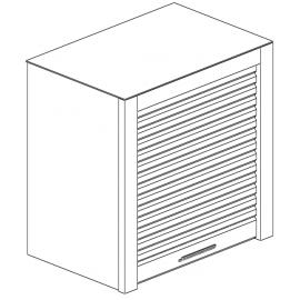 Counter Garage Cabinet