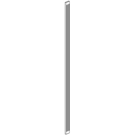 """Tall Fluted Filler 96""""H"""