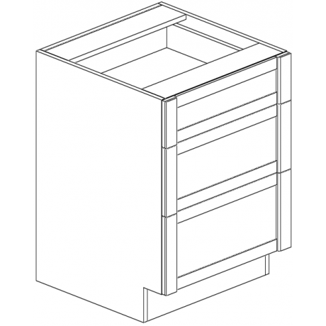 "Vanity Drawer Base 15""W"