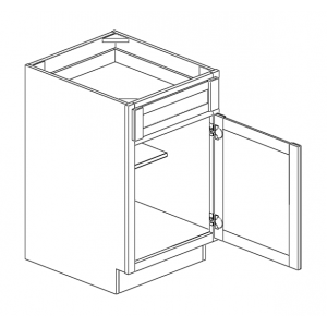 Base Cabinets - Single Door & Drawer