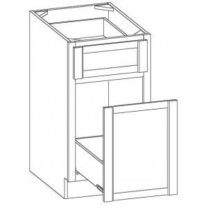 Base Cabinets - Wastebasket