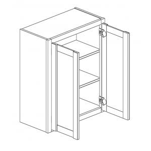 Wall Cabinets - Double Door