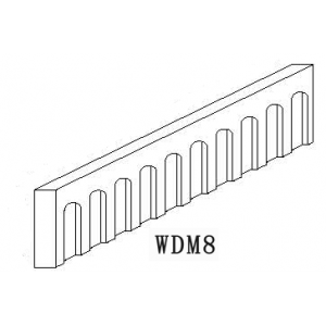 Accessories - Wide Dentil Molding