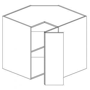 Base Cabinets - Diagonal Corner