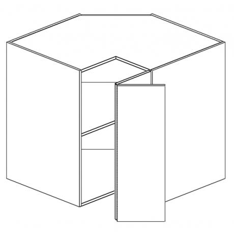 Base L-Shaped Corner